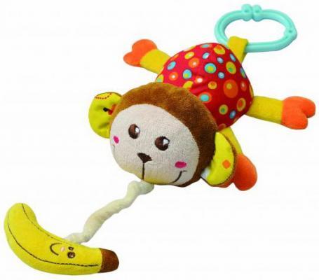 Купить Интерактивная игрушка Parkfield Обезьянка от 1 года, разноцветный, н/д, унисекс, Игрушки-подвески