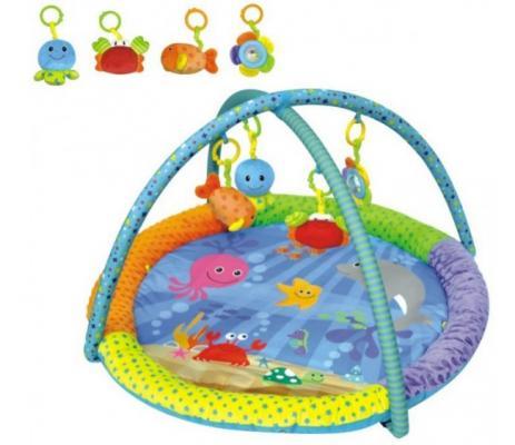 Купить 81538 Игровой коврик «Подводный мир», Parkfield, Развивающие коврики и дуги