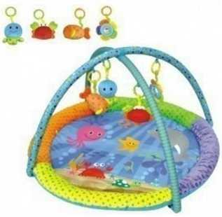 81515 Игровой коврик «Океан», Parkfield подвесные игрушки parkfield музыкальный слоник