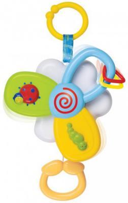 Купить Интерактивная игрушка Parkfield Цветочек от 1 года, разноцветный, пластик, унисекс, Игрушки со звуком