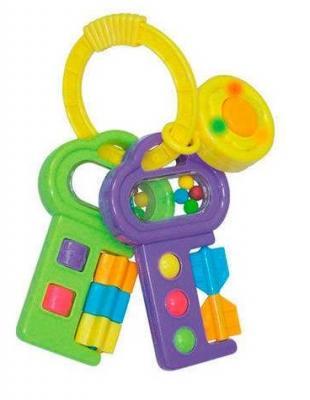 Купить Интерактивная игрушка Parkfield Ключики от 1 года, разноцветный, пластик, унисекс, Игрушки со звуком
