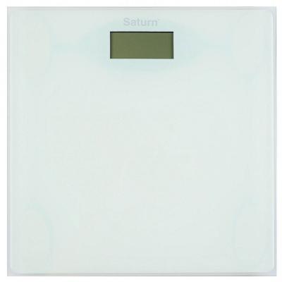 Весы напольные Saturn ST-PS 1247 White sonance ps p43t white