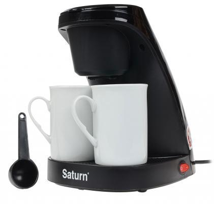 Фото - Кофеварка Saturn ST-CM 7081 кофеварка saturn st cm7080 black