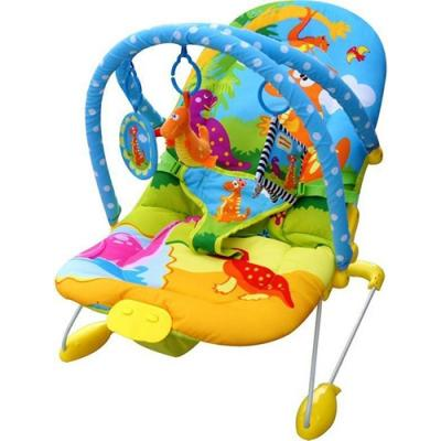 Интерактивная игрушка La-di-da Динозаврик от 3 месяцев кофточка linea di sette сказочный лес цвет молочный бежевый 02 0703 размер 62 3 6 месяцев
