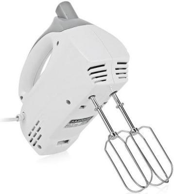 Миксер ручной Ладомир 89 200 Вт белый серый миксер ладомир ладомир 89
