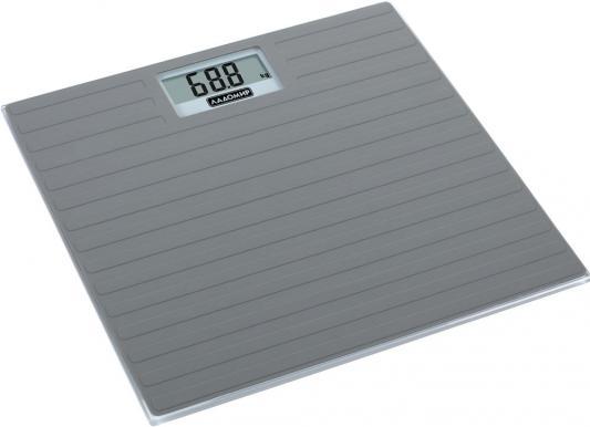 Весы напольные Ладомир НА102 серый кухонные весы ладомир на303