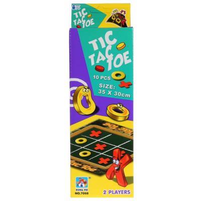 Настольная игра Shantou Крестики-нолики Крестики - нолики настольная игра shantou крестики нолики крестики нолики