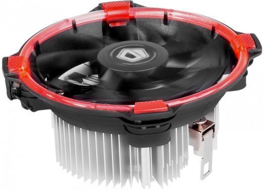 Кулер ID-COOLING DK-03 Halo AMD Red AM4/FM2/+/FM1/AM3/+/AM2/+ (36шт/кор, TDP 100W, FAN 120mm, Red LED Ring) BOX maitech dc 12 v 0 1a cooling fan red silver