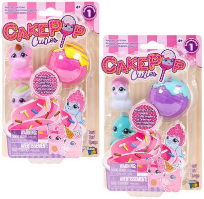 Набор игрушек Cake Pop Cuties, 1 серия, в асс-те цена и фото