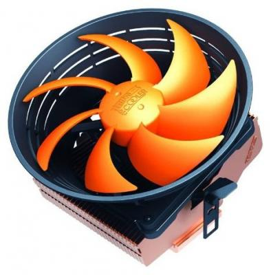Кулер PCCooler Q121 S775/115X/AM2/AM3/AM4/FM1/FM2 (72 шт/кор, TDP 68W, вент-р 120мм, 1500RPM, 16,5dBa) Retail Color Box tlplmt8 replacement projector bare lamp for toshiba tdp mt8 tdp mt800 tdp mt8u