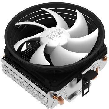 Кулер PCCooler Q102 S775/115X/AM2/AM3/AM4/FM1/FM2 (45 шт/кор, TDP 86W, 2 тепловых трубки 6мм, вент-р 100мм, 2200RPM, 20dBa) Retail Color Box compatible projector lamp shp113 tlp lw15 for toshiba tdp ew25 tdp ew25u tdp ex21 tdp sb20 tdp st20 tdp ex20 tdp ex20u tlplw15