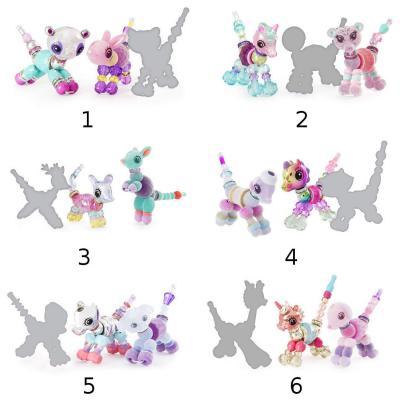 Набор бусин Spin Master Twisy Petz от 4 лет наборы для творчества spin master набор для плетения 3 браслетов spin master twisty petz в асс