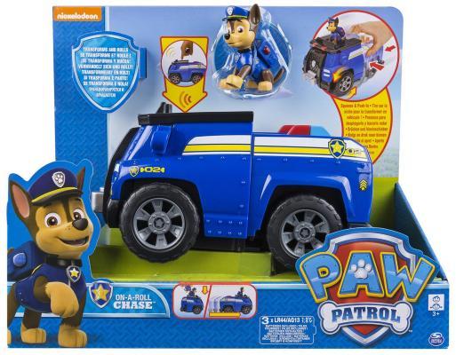 Спасательный набор SPIN MASTER Paw Patrol цвет в ассортименте 16704 spin master nickelodeon paw patrol машина трансформер маршал со звуком 16704