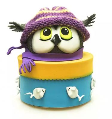 Набор для творчества Волшебная мастерская шкатулка Совенок от 8 лет набор для творчества чудо творчество подушечка декоративная совенок от 3 лет