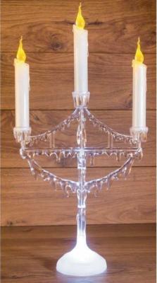 Фигура на подставке Подсвечник со свечками