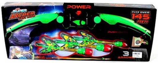 Лук Наша Игрушка Лук зеленый 4581 игрушка