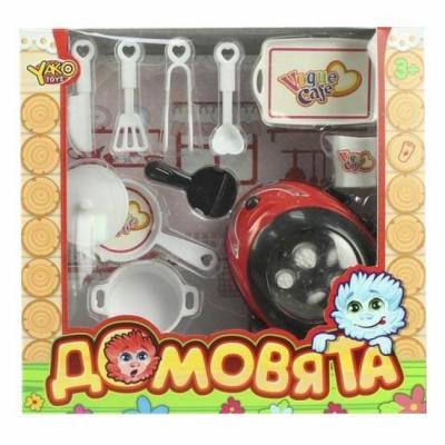 Купить Скороварка Наша Игрушка M7591-8 со светом, разноцветный, Детская бытовая техника