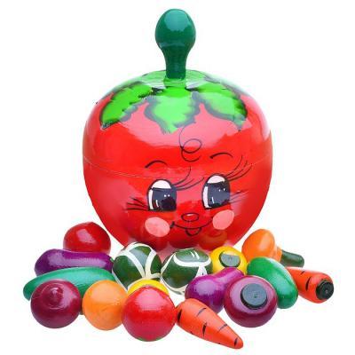 Развивающий набор Русские народные игрушки В помидоре цена 2017