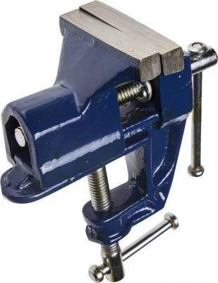 Тиски DEXX 32473-60 настольные с винтовым зажимом 60мм тиски dexx 32470 100