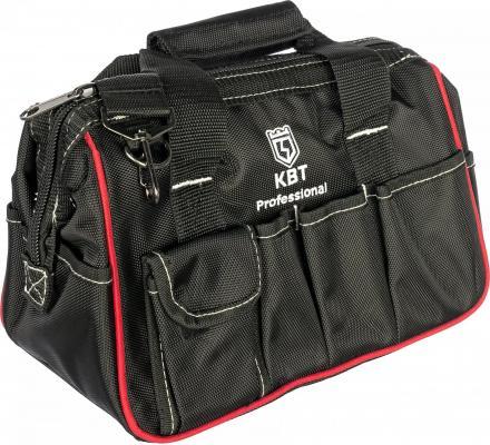 Сумка КВТ С-03 монтажника сумка пояс монтажника квт с 11 цвет черный