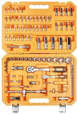 Набор инструментов AIRLINE AT-94-05 94 предмета. пласт.кейс набор инструмента airline at 11 13