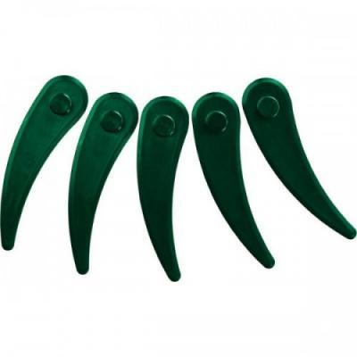 Ножи для триммера BOSCH для ART 23-18 LI (F.016.800.371) для ART 23-18 LI 5шт ножи сменные для триммеров bosch art 23 18 li art 23 10 8 li