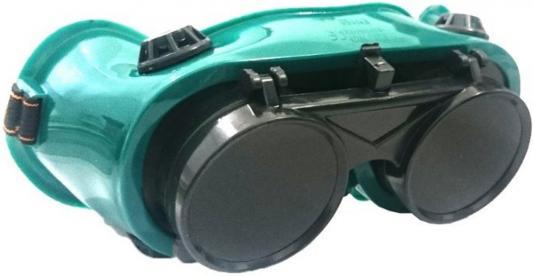 Очки газосварщика NEWTON ОЧК402 с откидным светофильтром очки газосварщика винтовые зн 56 89145