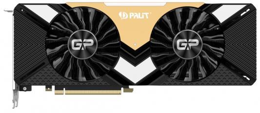 Видеокарта Palit nVidia GeForce RTX 2080 Ti GamingPro OC PCI-E 11264Mb GDDR6 352 Bit Retail (NE6208TS20LC-150A) sp150z2c 150a 1200v