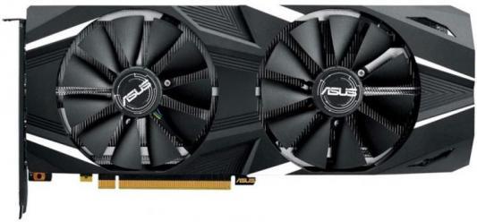 Видеокарта ASUS nVidia GeForce RTX 2080 DUAL-RTX2080-O8G PCI-E 8192Mb GDDR6 256 Bit Retail