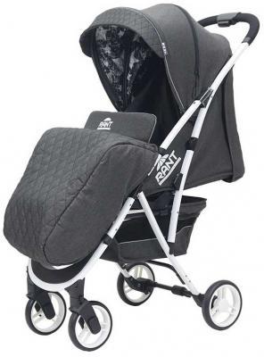 Фото - Коляска прогулочная Rant Largo (jeans black) коляска прогулочная everflo safari grey e 230 luxe