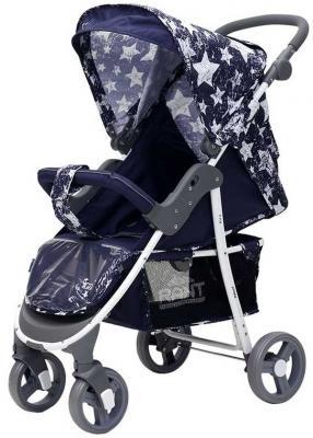 Фото - Коляска прогулочная Rant Kira (stars blue) коляска прогулочная everflo safari grey e 230 luxe
