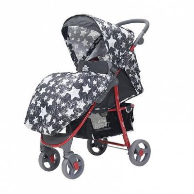 Купить Коляска прогулочная Rant Kira (stars graphite), рисунок, графит, Прогулочные коляски