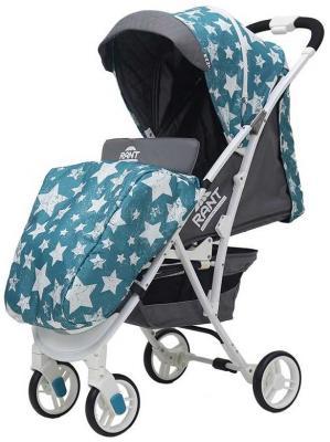 Коляска прогулочная Rant Largo (stars aquamarine) rant коляска прогулочная largo jeans цвет черный