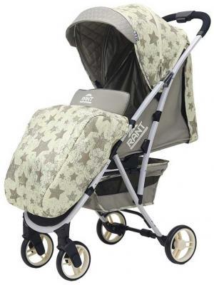 Коляска прогулочная Rant Largo (stars beige) rant коляска прогулочная largo jeans цвет черный