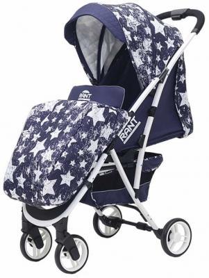 Коляска прогулочная Rant Largo (stars blue) rant коляска прогулочная largo jeans цвет черный