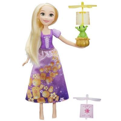 Игрушка Hasbro Disney Princess кукла ПРИНЦЕССА ДИСНЕЙ РАПУНЦЕЛЬ и фонарики hasbro hasbro кукла disney princess рапунцель