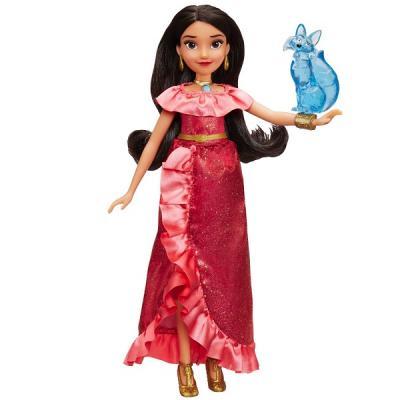 Игрушка Hasbro Disney Princess кукла ЕЛЕНА ПРИНЦЕССА АВАЛОРА и Зузо