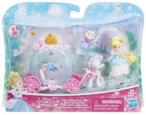 Купить Игровой набор Disney Princess ПРИНЦЕССА ДИСНЕЙ сцена из фильма, HASBRO, для девочки, Прочие игровые наборы