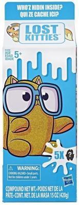 Купить Игровой набор Hasbro Lost Kitties 5 КОТИКОВ, унисекс, Прочие игровые наборы