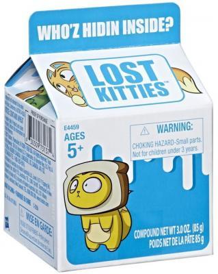 Купить Игровой набор Hasbro Lost Kitties «Котенок в молоке», унисекс, Прочие игровые наборы