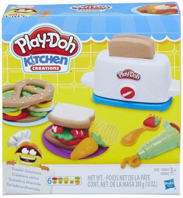 Игровой набор Hasbro Play - Doh Плей-До Тостер