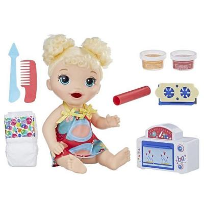 """Игрушка Hasbro Baby Alive Кукла """"Малышка и еда"""" цена"""