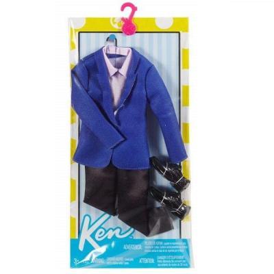 Игровой набор Barbie (Mattel) Наряд для Кена DWG73 одежда для кукол barbie наряд для кена