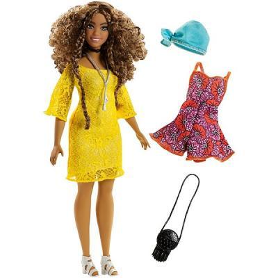 Кукла Barbie (Mattel) Игра с модным набором одежды FJF70 стоимость