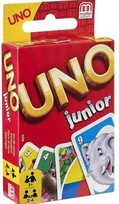 Настольная игра MATTEL карточная УНО для детей
