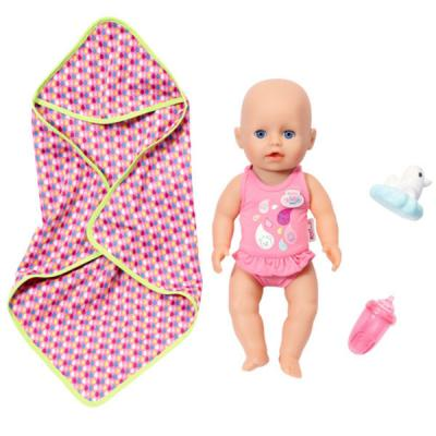 Игрушка my little BABY born Кукла для игры в воде, 32 см, дисплей кукла zapf creation my little baby born 822524