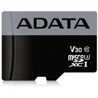 купить Карта памяти 64GB Adata Premier MicroSDHC UHS-I A1 Class 10 100/25 MB/s по цене 860 рублей