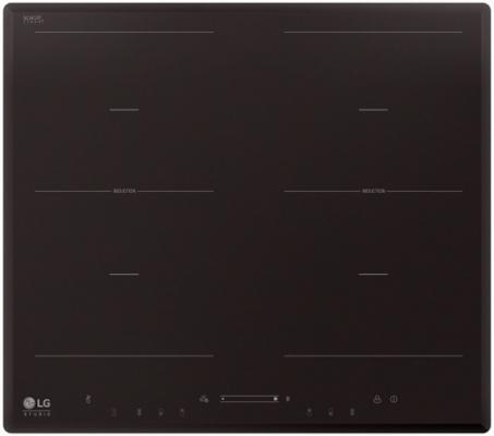 Индукционная варочная поверхность LG LG HU642VVH черный lg 32lh570u