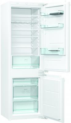 Холодильник Gorenje RKI2181E1 белый (двухкамерный) холодильник gorenje nrk6192mr двухкамерный бордовый