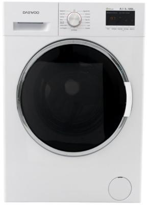 Стиральная машина Daewoo WMD-R912D1BP класс: A загр.фронтальная макс.:9кг белый цена и фото